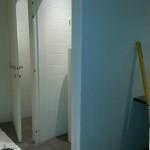 Installatie sanitair afdekken