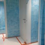 Installatie sanitair vloer- en tegelwerken